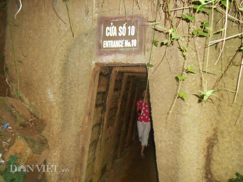 Địa đạo Vịnh Mốc- kỳ tích sống trong lòng đất Quảng Trị - 4