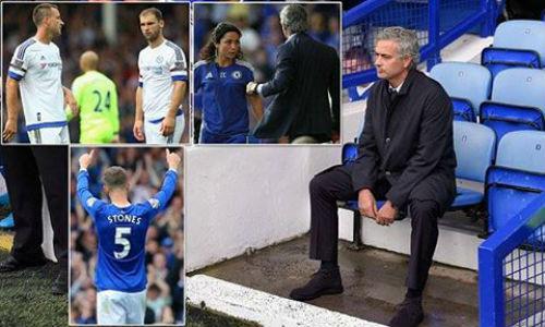 "Mourinho: ""Người cô đơn"" giữa trời Premier League - 1"