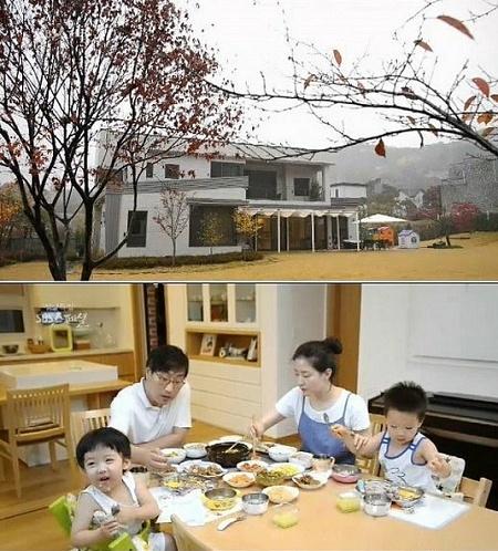 Tiết lộ về biệt thự thảo viên 54 tỷ của Lee Young Ae - 1