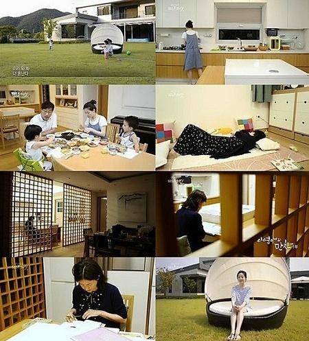 Tiết lộ về biệt thự thảo viên 54 tỷ của Lee Young Ae - 7