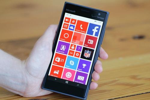 Đánh giá Lumia 735: Cấu hình thấp, nhưng pin bền - 1