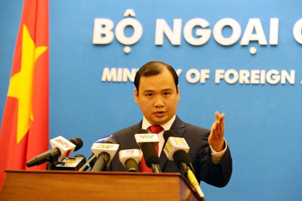 """Cái gọi là """"thành phố Tam Sa"""" không thể thay đổi chủ quyền của Việt Nam - 1"""