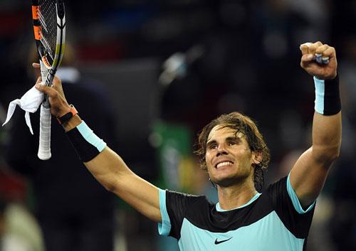 Nadal - Raonic: Hơn nhau ở bản lĩnh (V3 Shanghai Masters) - 1