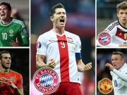 Bóng đá - Hàng công vòng loại Euro 2016: Premier League hiệu quả nhất