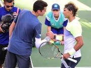 Thể thao - Chi tiết Nadal - Raonic: Loạt tie-break quyết định