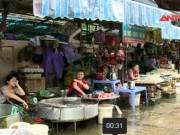 """Video An ninh - """"Bóng ma"""" chất cấm bao phủ khắp các chợ Hà Nội"""