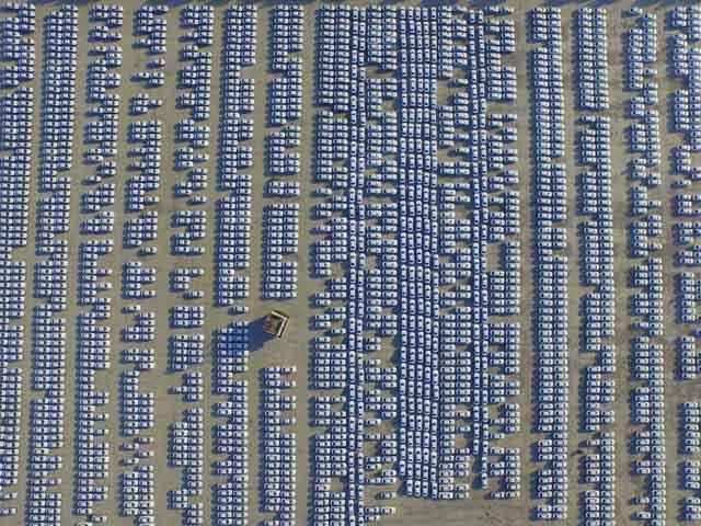 Chùm ảnh: Trung Quốc nhìn từ trên cao - 1
