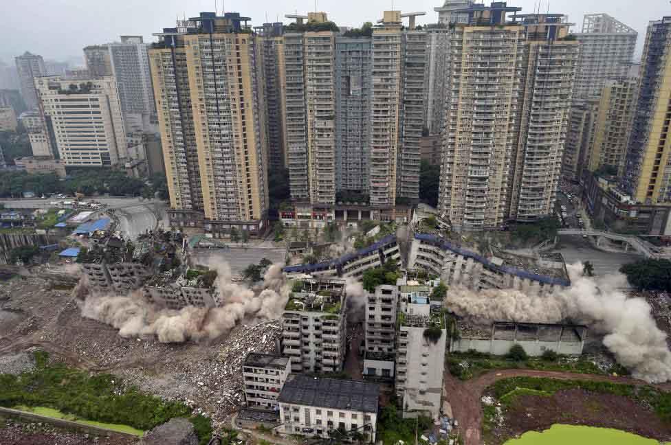 Chùm ảnh: Trung Quốc nhìn từ trên cao - 13