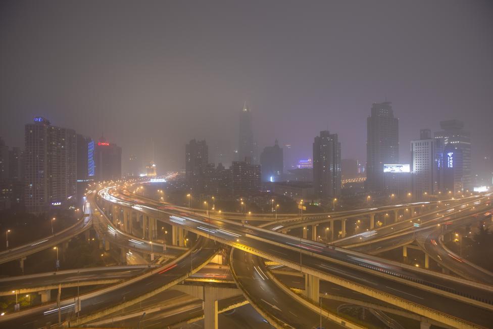 Chùm ảnh: Trung Quốc nhìn từ trên cao - 14