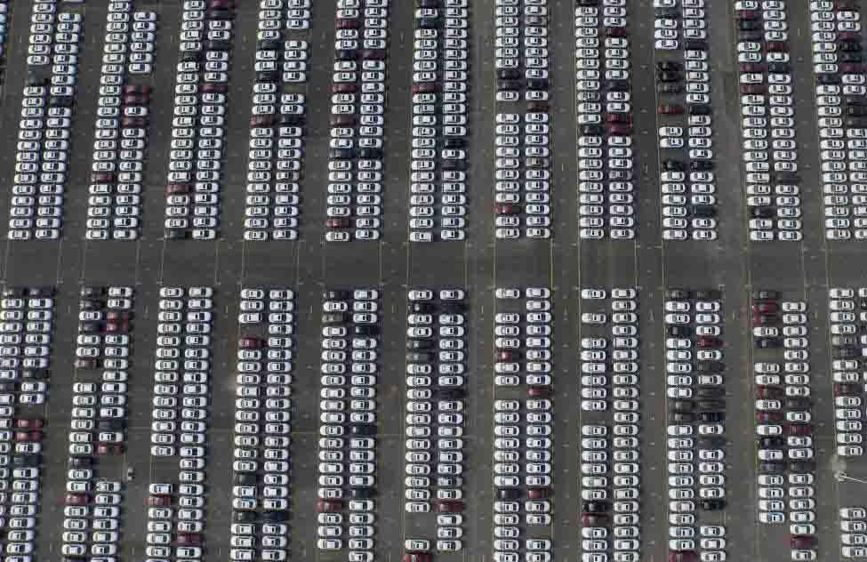 Chùm ảnh: Trung Quốc nhìn từ trên cao - 3