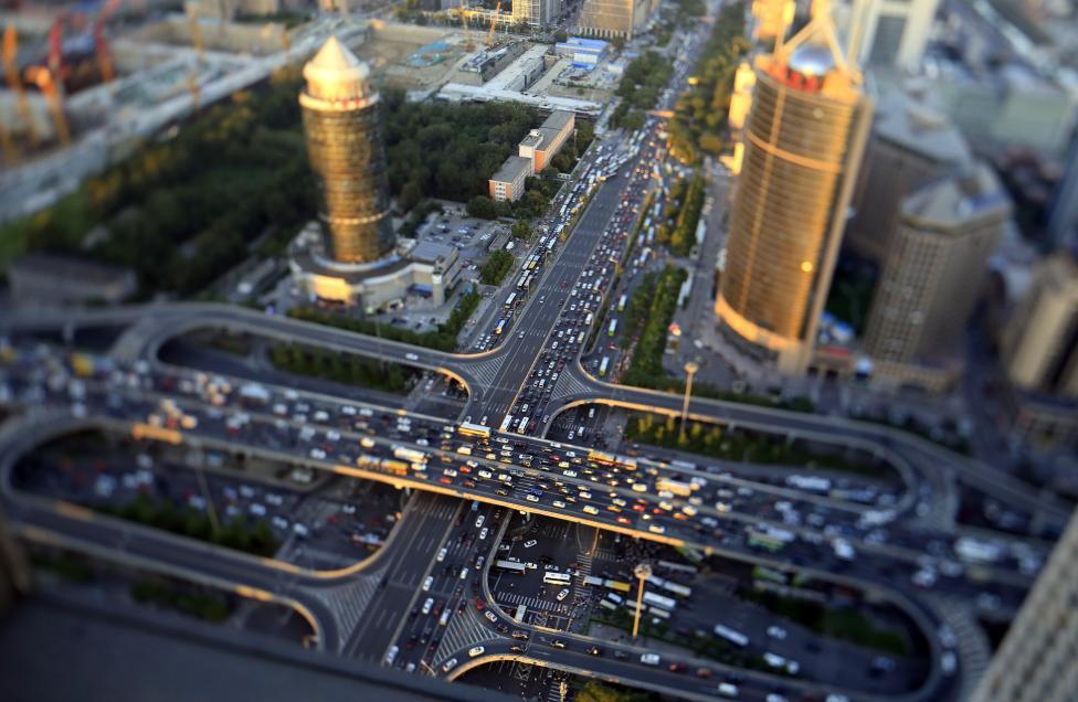 Chùm ảnh: Trung Quốc nhìn từ trên cao - 4
