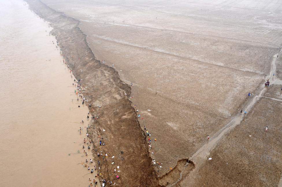 Chùm ảnh: Trung Quốc nhìn từ trên cao - 5