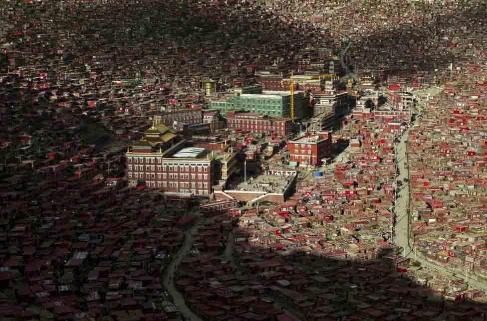 Chùm ảnh: Trung Quốc nhìn từ trên cao - 6