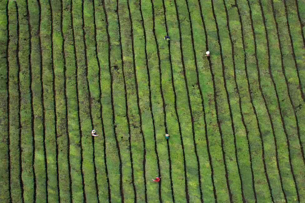 Chùm ảnh: Trung Quốc nhìn từ trên cao - 7