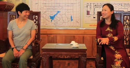 Gặp người phụ nữ gốc Việt được lấy tên đặt cho một tiểu hành tinh - 2