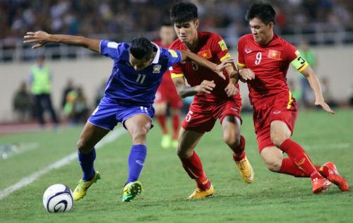 Tuyển Việt Nam: 5 năm chưa xây nổi lối chơi - 1