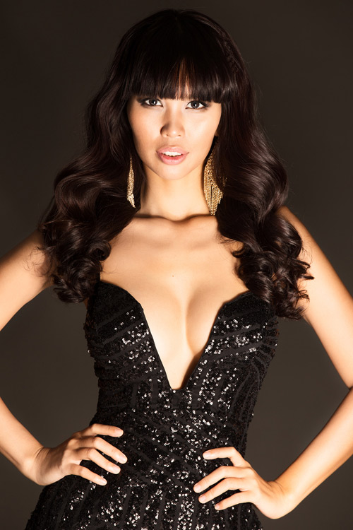 Hà Anh sẽ sánh vai Pacquiao chấm thi hoa hậu quốc tế - 1
