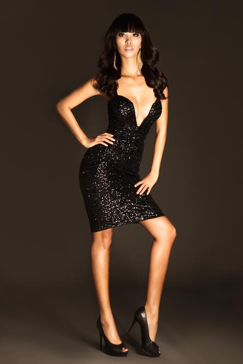 Hà Anh sẽ sánh vai Pacquiao chấm thi hoa hậu quốc tế - 7