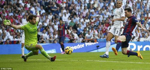 Casillas coi Messi là đối thủ đáng sợ nhất sự nghiệp - 1