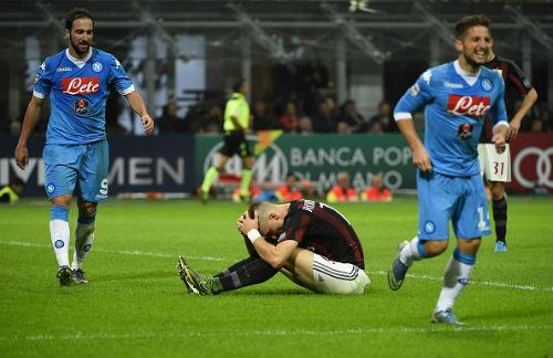 Trước vòng 8 Serie A: Nóng bỏng Derby d'Italia - 3