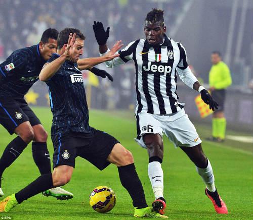 Trước vòng 8 Serie A: Nóng bỏng Derby d'Italia - 1