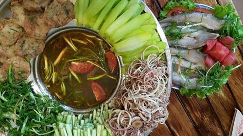 Những món lẩu lạ miệng của Hải Phòng tại Hà Nội - 5