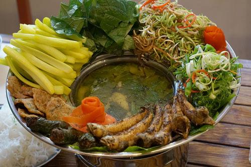 Những món lẩu lạ miệng của Hải Phòng tại Hà Nội - 7
