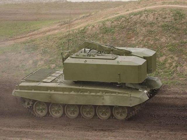 """Pháo phản lực TOS-1A – """"Kẻ hủy diệt"""" đến từ Moscow - 3"""