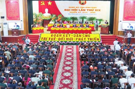 Ông Nguyễn Minh Triết được bầu vào Tỉnh ủy Bình Định - 1