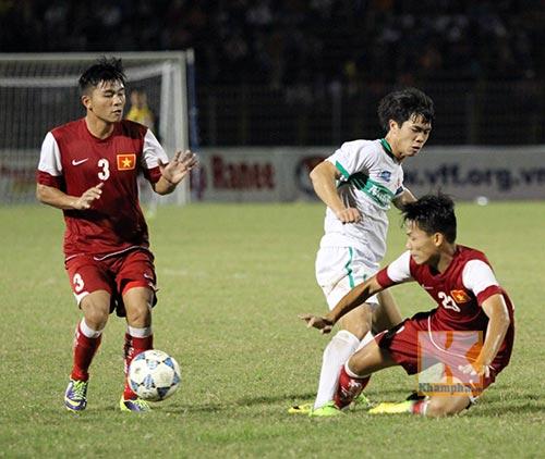 8 đội bóng trẻ so tài ở VCK giải U21 Cúp Clear Men - 1