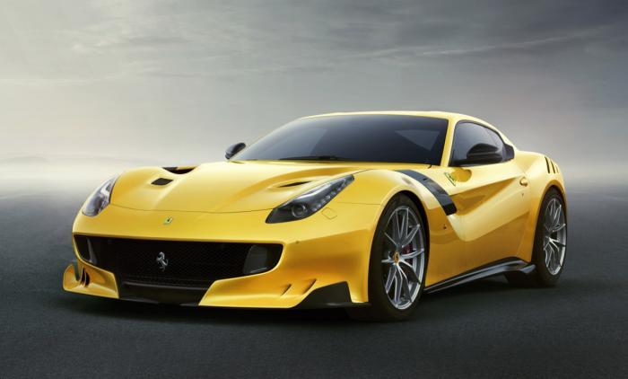 Ferrari F12tdf trình làng: Cực ngầu, đậm phong cách - 1