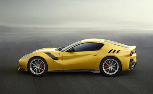 Ferrari F12tdf trình làng: Cực ngầu, đậm phong cách - 2