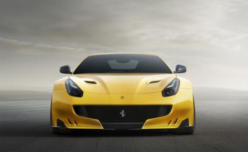 Ferrari F12tdf trình làng: Cực ngầu, đậm phong cách - 5