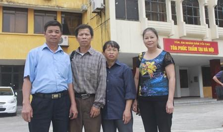 Ông Chấn đã nhận được tiền bồi thường 7,2 tỉ đồng - 1