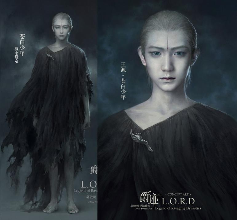 """Poster phim của Phạm Băng Băng y chang """"The Hobbit"""" - 12"""