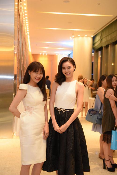 Mỹ nhân Việt khoe tóc đẹp tại sự kiện - 4