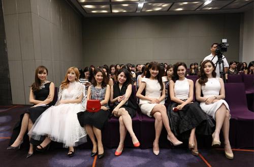 Mỹ nhân Việt khoe tóc đẹp tại sự kiện - 8