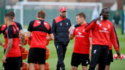 """Liverpool: Klopp và chặng nước rút """"tử thần"""" - 1"""