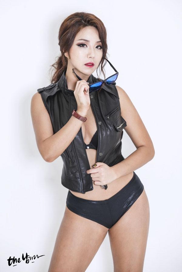 Hot girl có thân hình bốc lửa nhất Hàn Quốc - 8