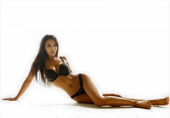 Hot girl có thân hình bốc lửa nhất Hàn Quốc - 9