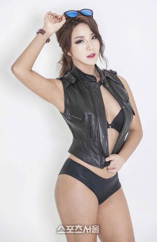 Hot girl có thân hình bốc lửa nhất Hàn Quốc - 6