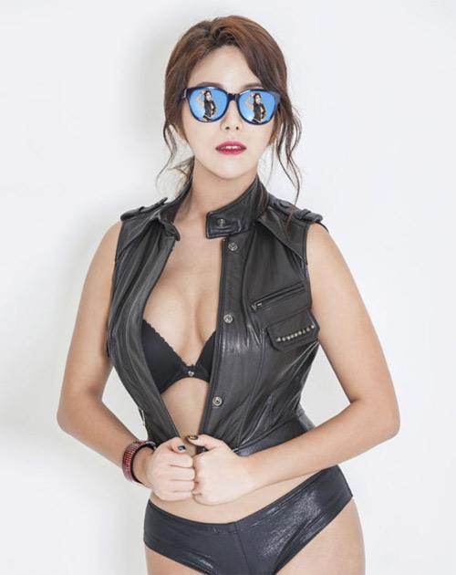 Hot girl có thân hình bốc lửa nhất Hàn Quốc - 7
