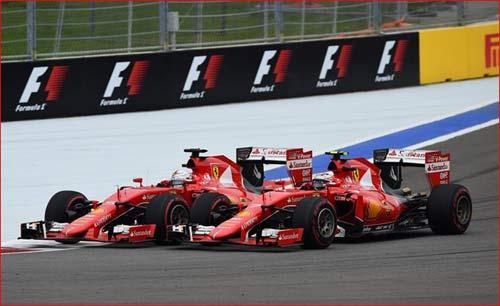 """Chấm điểm Russian GP: """"Ngư ông đắc lợi"""" Perez (P1) - 1"""