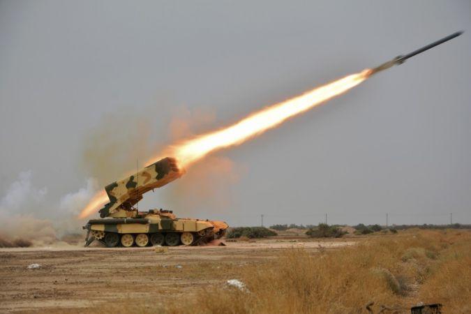 Đánh IS, Nga gây choáng ngợp về sức mạnh quân sự - 3