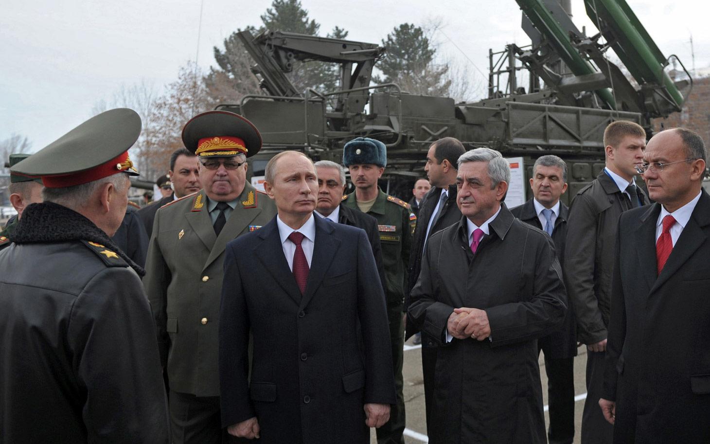 Đánh IS, Nga gây choáng ngợp về sức mạnh quân sự - 5