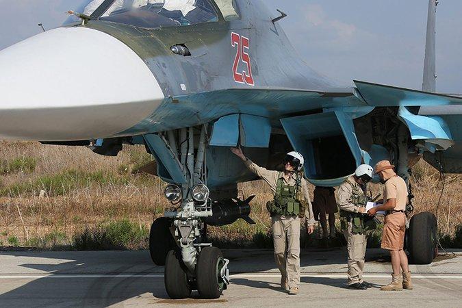 Đánh IS, Nga gây choáng ngợp về sức mạnh quân sự - 2