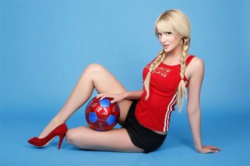Ngây ngất với fan bóng đá sexy, xinh đẹp nhất thế giới - 7