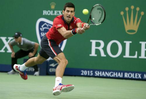 Djokovic - Tomic: Đầu voi đuôi chuột (TK Shanghai Masters) - 1