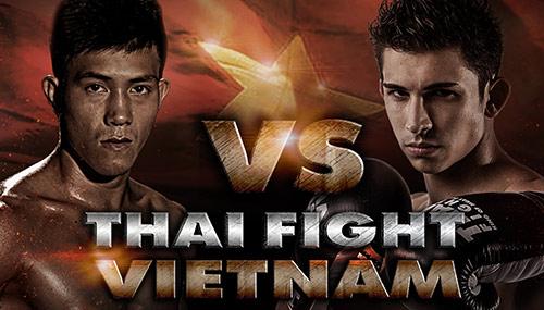 """Thai Fight VN 2015: Duy Nhất đấu """"mỹ nam"""" nước Pháp - 1"""