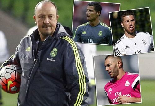 Real: Trông Benitez lại nhớ Ancelotti - 2
